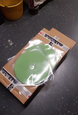 DTR Groene  Silicone - Nicem  90°  50 sh 1+1 schijf