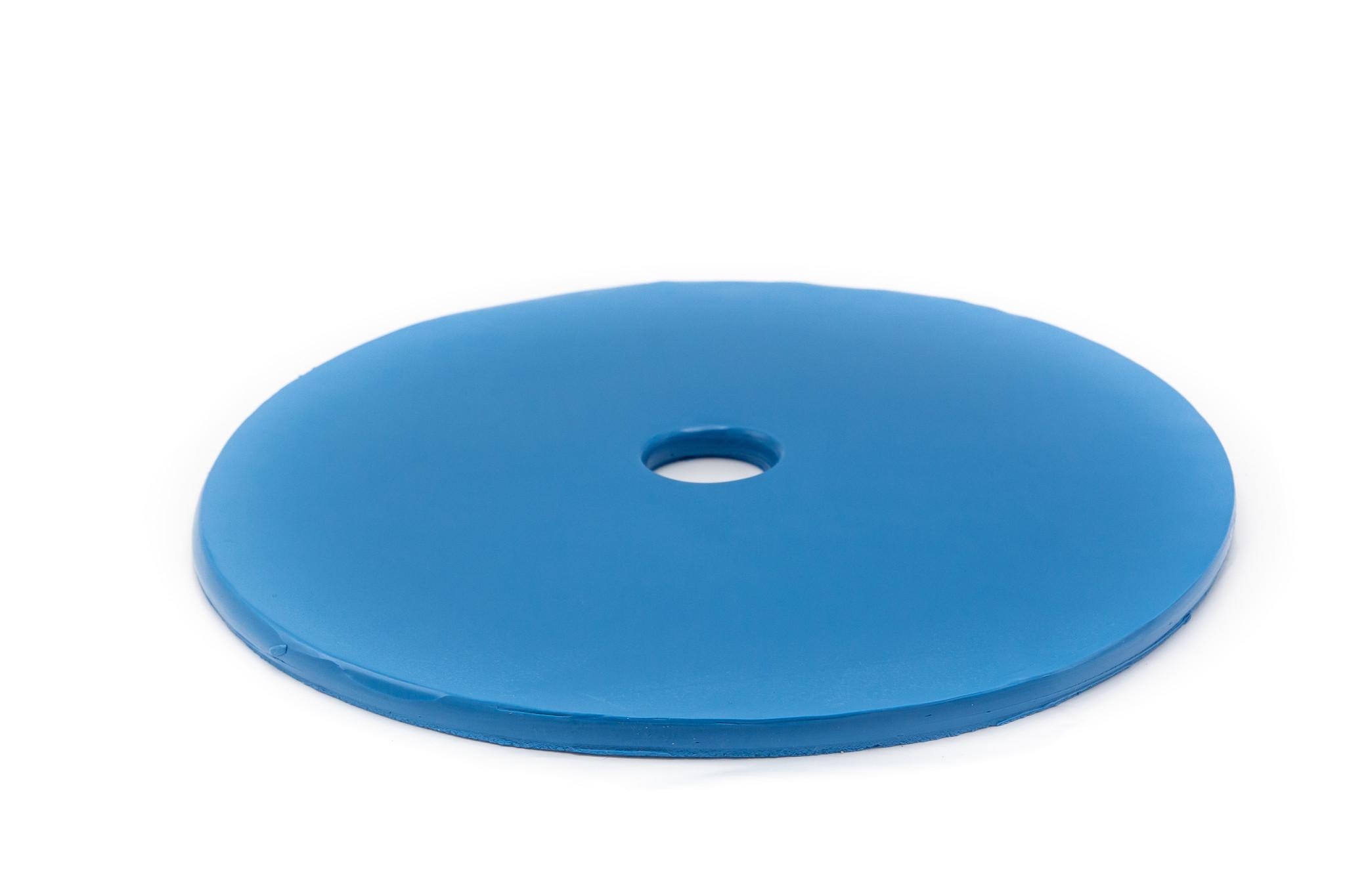 DTR Blauwe  Silicone - Nicem  180°  50 sh 1+1 schijf