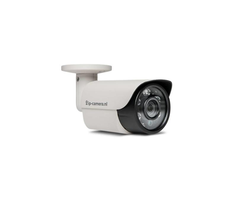 Beveiligingscamera set Basic bullet met Sony 2MP Cmos