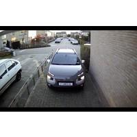 1x Premium Dome Zwart Beveiligingscamera set met Sony 2MP Starlight Cmos
