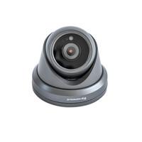1x Pro Dome Zwart Beveiligingscamera set met Sony 5MP Starlight Cmos