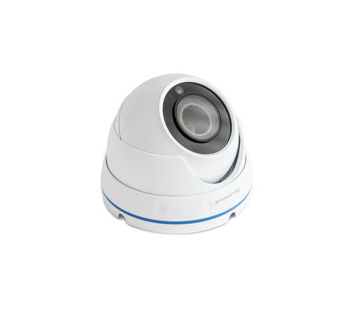 Pro Dome Beveiligingscamera met Sony 5mp Cmos en 4x Zoom