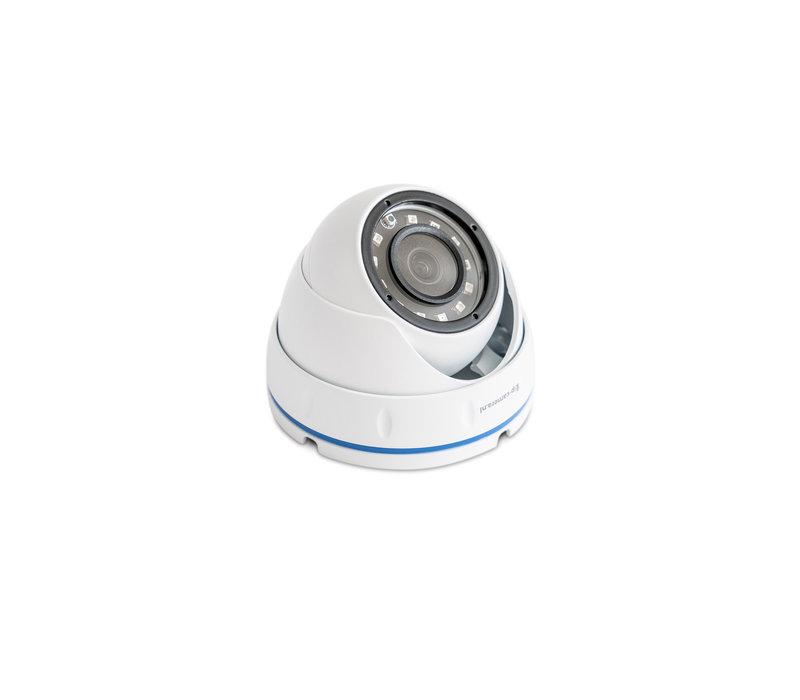 Sony Basic Dome - 2MP Beveiligingscamera Set met PoE