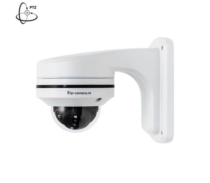 Sony PTZ 3 Dome - 5MP Beveiligingscamera set