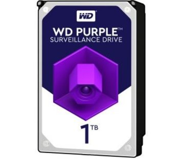 WD Purple HDD upgrade