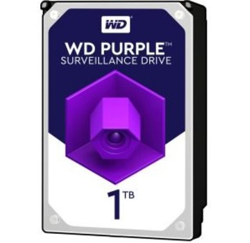 WD Purple HDD upgrade