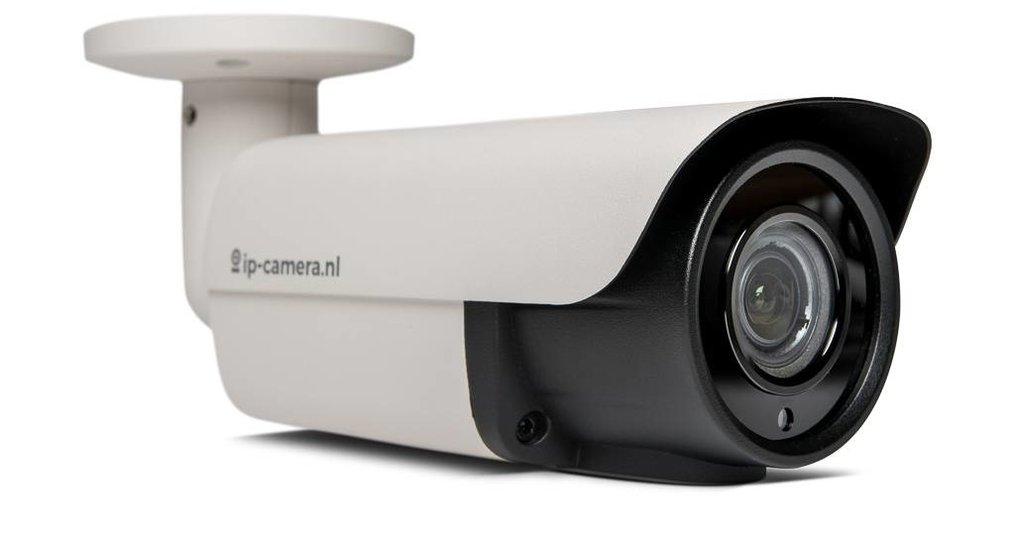 Wat is een bullet camera?
