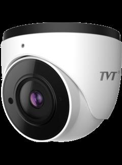 TVT2000 Starlight 2MP Dome met geluidsopname