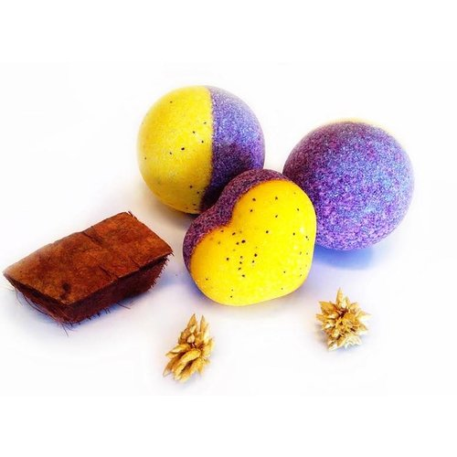 Handmade Soap Handmade Passoin Fruit Bathing Balls