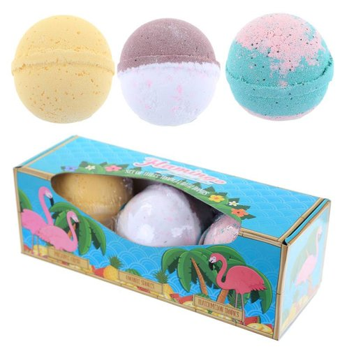 Novus Fumus Flamingo Bathing Balls