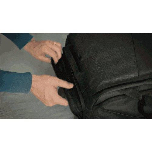 NOMATIC Opberg zak voor vuile was, voorzien van ophanglus