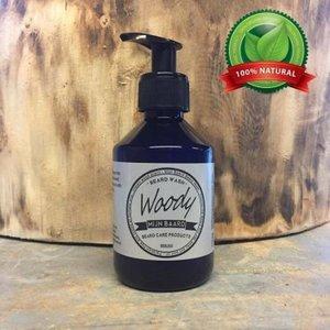 """Novus Fumus Beard Shampoo """"Woody"""""""