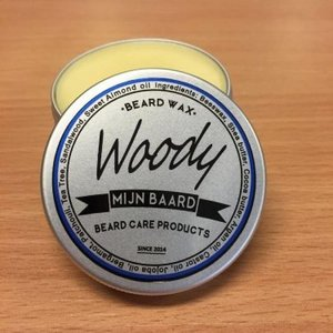 """Novus Fumus Baardwax """"Woody"""""""