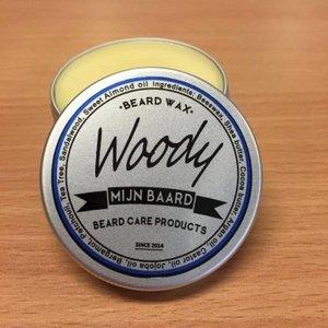 """Novus Fumus Beardwax """"Woody"""""""