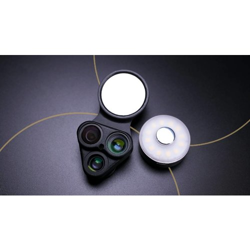 RevolCam De multi-lens foto revolutie voor smartphones