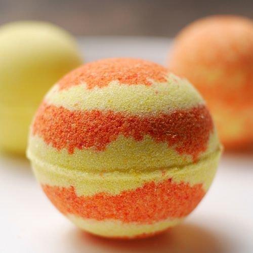 Badbruisballen voor een relaxte baddersessie