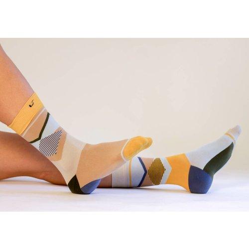 Solosocks Different but matching socks