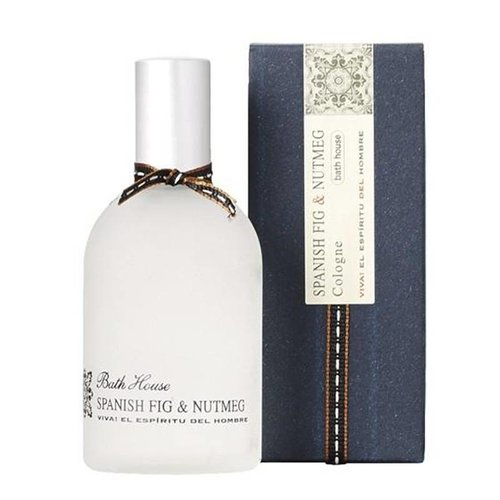 Bath House Cologne Spanish Fig & Nutmeg 100ml