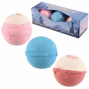 Novus Fumus Betoverend Koninkrijk badbruisballen - Zoet