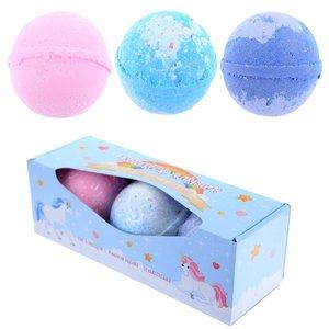 Novus Fumus Rainbow Unicorn Badbruisballen - süß