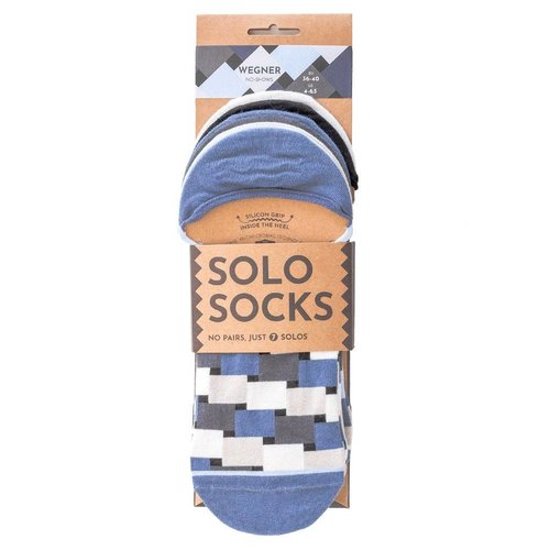 Solosocks WEGNER NO-SHOWS