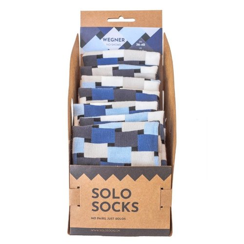 Solosocks WEGNER NO-SHOWS
