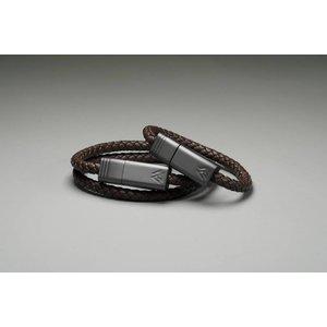 NORDIC UNION Armband mit USB-Verschluss