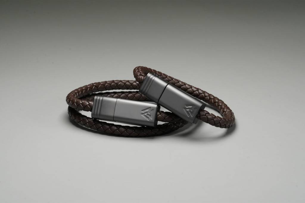 NORDIC UNION NILS | Armband met USB sluiting
