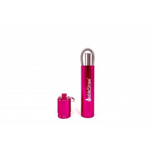 ViableStraw Viable Straw - Herbruikbaar - Telescopisch - Rietje