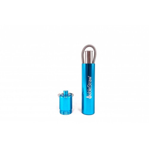 ViableStraw Environmentally friendly telescopic straw