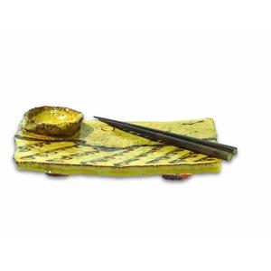 Pottenbakkerij Hoogland Sushi bord - 2