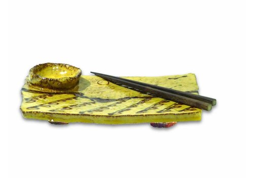 Pottenbakkerij Hoogland Sushi Teller - 2