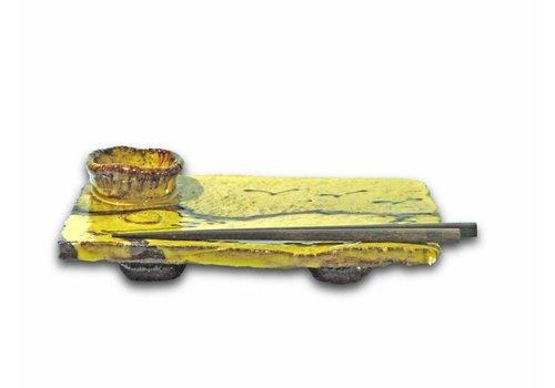 Pottenbakkerij Hoogland Sushi plate - 6