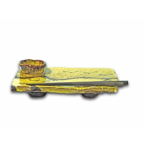 Pottenbakkerij Hoogland Sushi Teller - 6