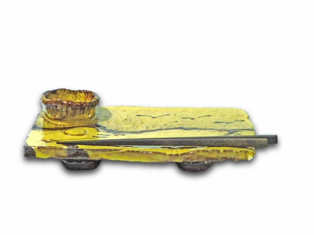 Pottenbakkerij Hoogland Sushi bord - 6