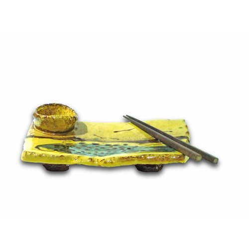 Pottenbakkerij Hoogland Sushi Teller - 8