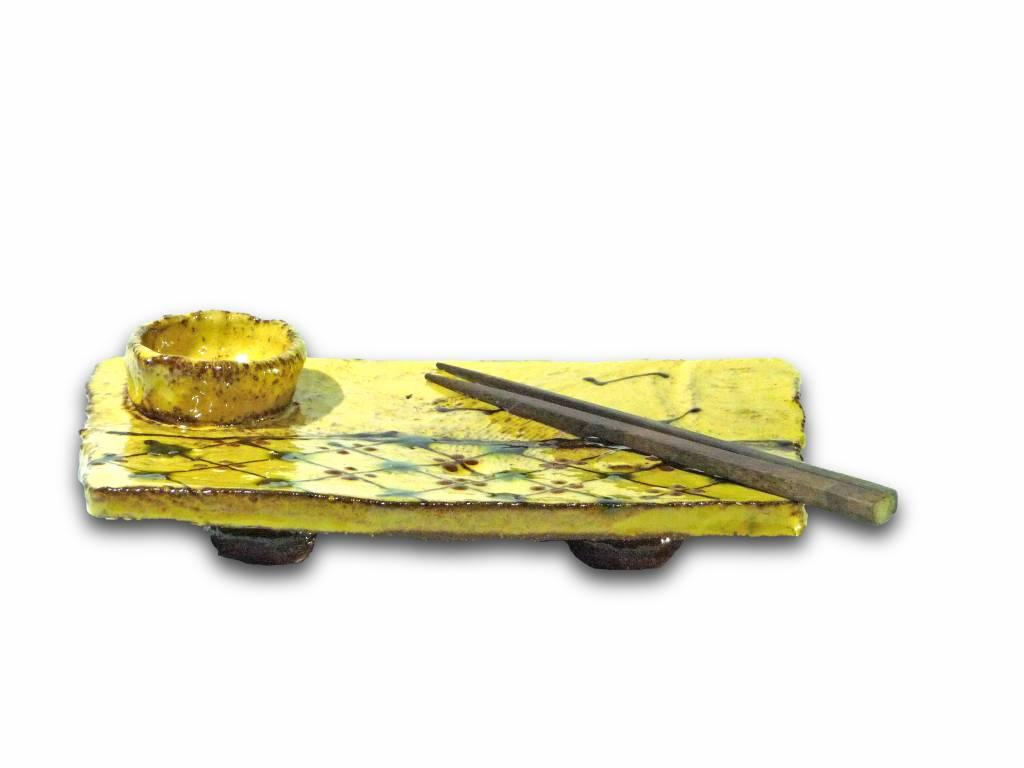 Pottenbakkerij Hoogland Sushi bord - 9