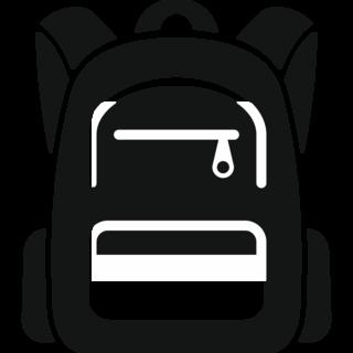 Verschiedene Reisetaschen, Koffer und Accessoires für einen unbeschwerten Urlaub oder eine Reise