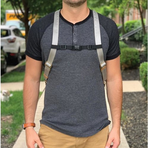 LocTote Adjustable Sternum strap for LocTote backpacks