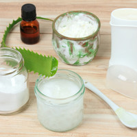 Make your own shampoo and deodorant