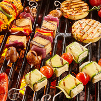 Healthy BBQ-recipes