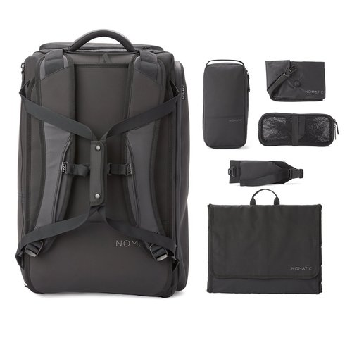 NOMATIC Travel Bag 40 Liter - Bundle