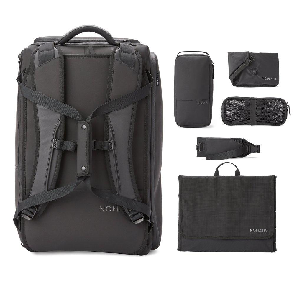 NOMATIC Travel Bag 40 Liter - Bundel