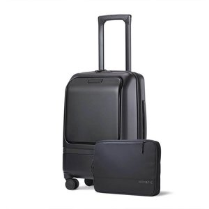 NOMATIC Indestructible hand luggage suitcase with Tech compartment and Laptop bag - 29 liters