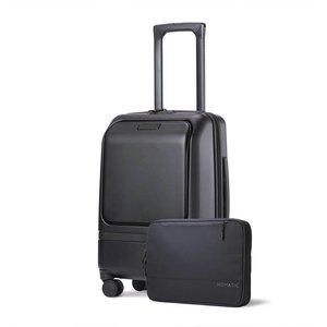NOMATIC Onverwoestbare handbagage koffer met Tech-vak en laptoptas - 29 liter