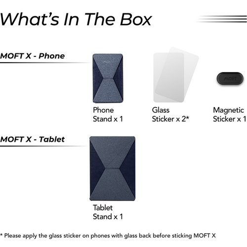 MOFT MOFT Universele telefoonstandaard