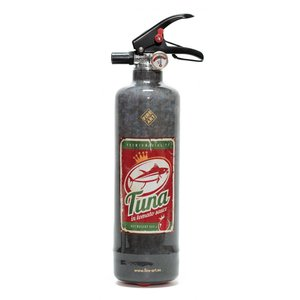 Fire Art Tuna fire extinguisher