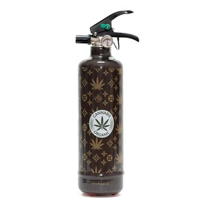 Fire Art Cannabis fire extinguisher