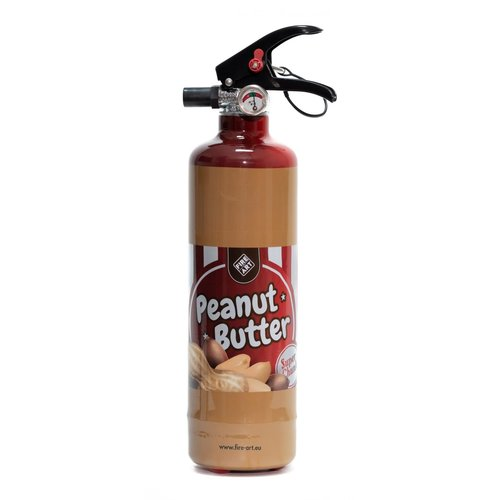 Fire Art Fire Art - FA1832 Peanut Butter design brandblusser