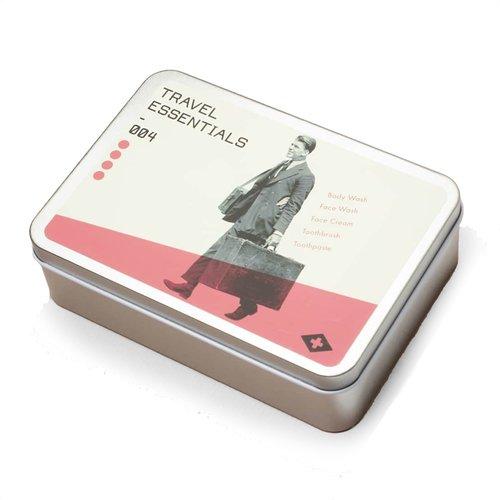 Men's Society Travel Essentials Kit